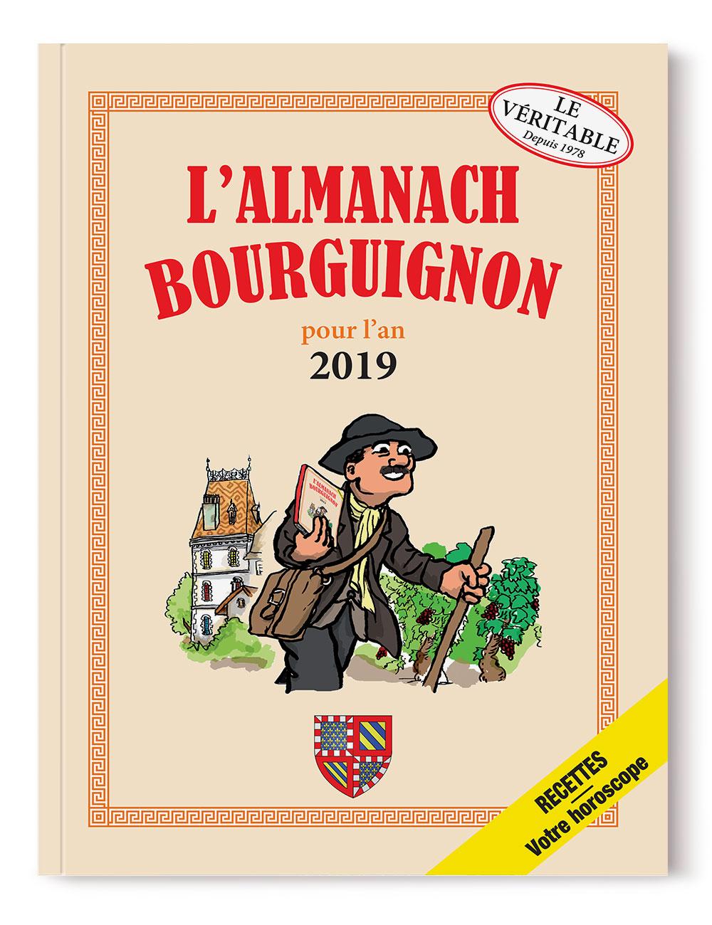 Almanach Bourguignon 2019