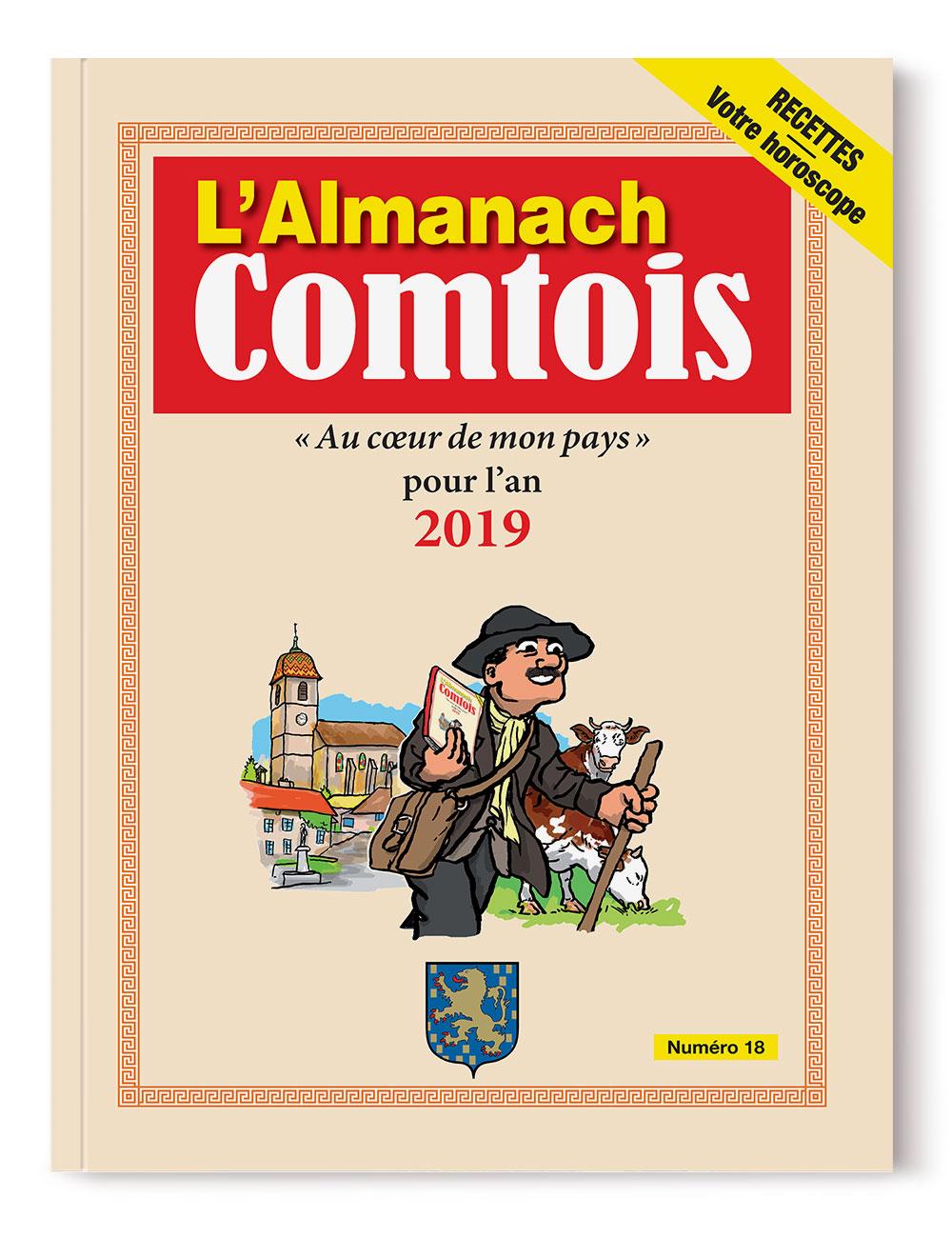 Almanach Comtois 2019 - numéro 18