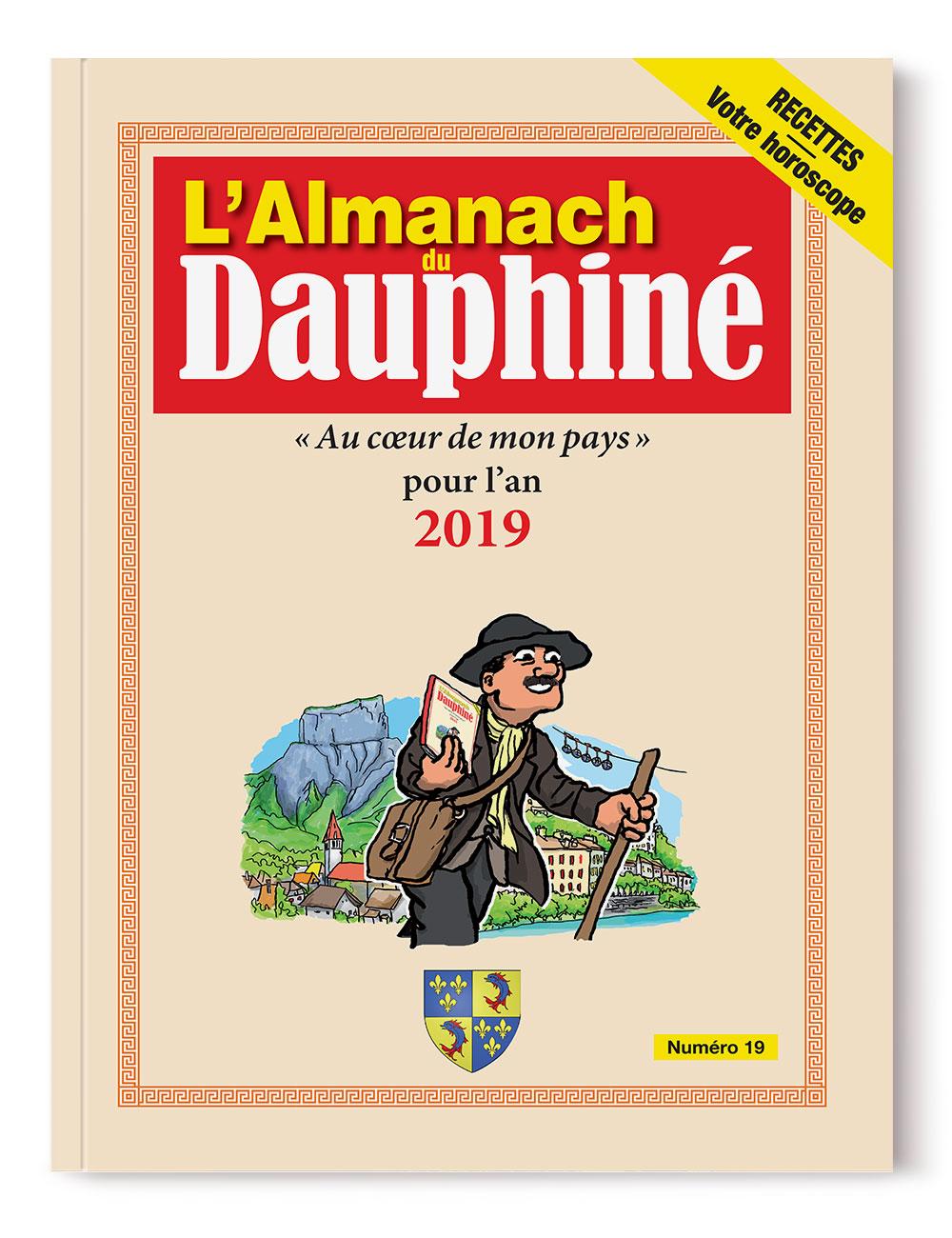Almanach du Dauphiné 2019 - numéro 19