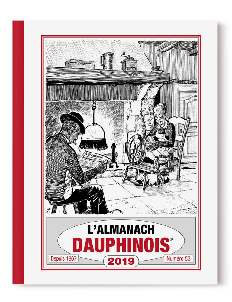 Almanach Dauphinois 2019 - numéro 53