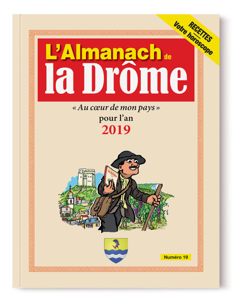 Almanach de la Drôme 2019 - numéro 19