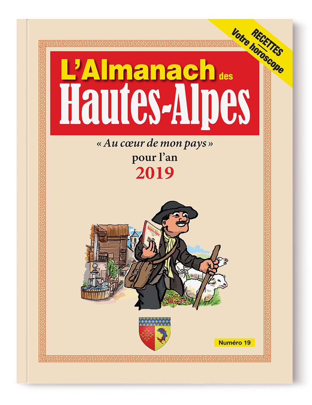 Almanach des Hautes-Alpes 2019 - numéro 19