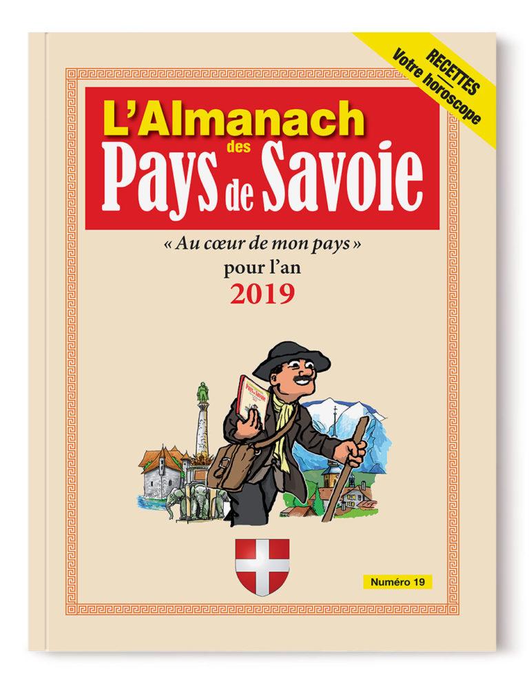 Almanach des Pays de Savoie 2019 - numéro 19