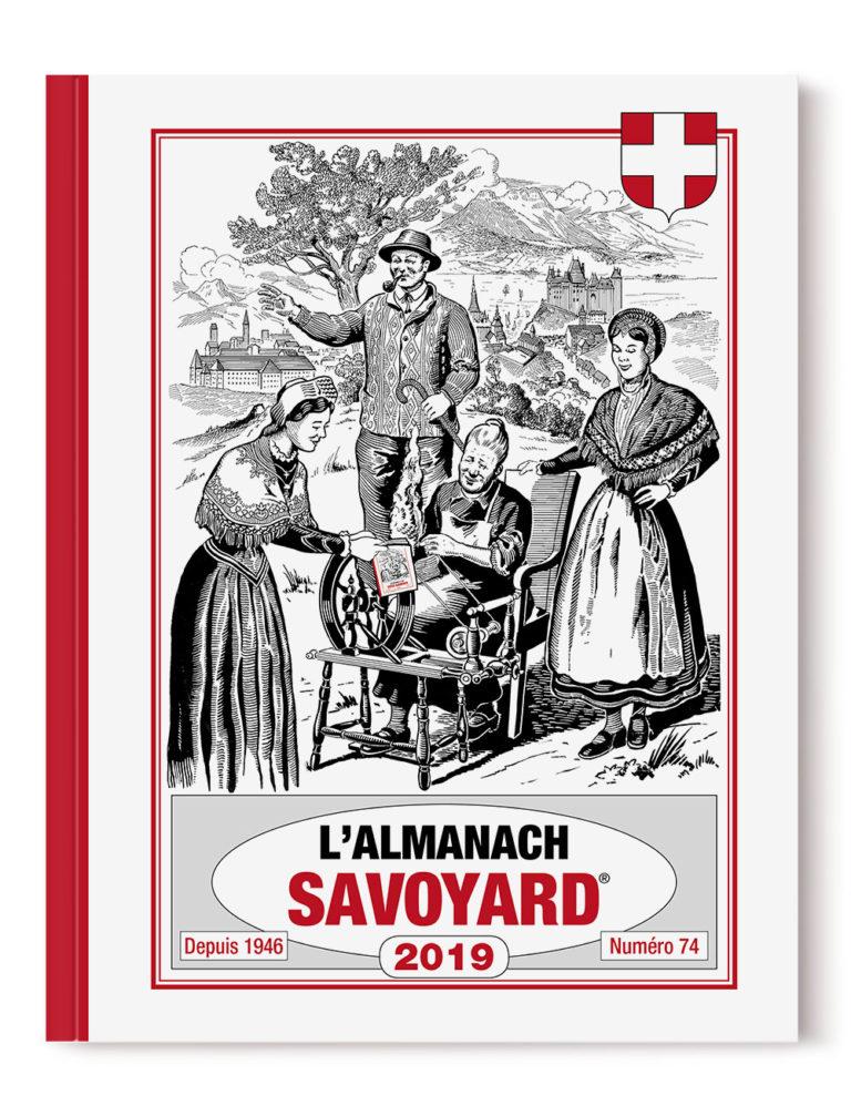Almanach Savoyard 2019 - numéro 74