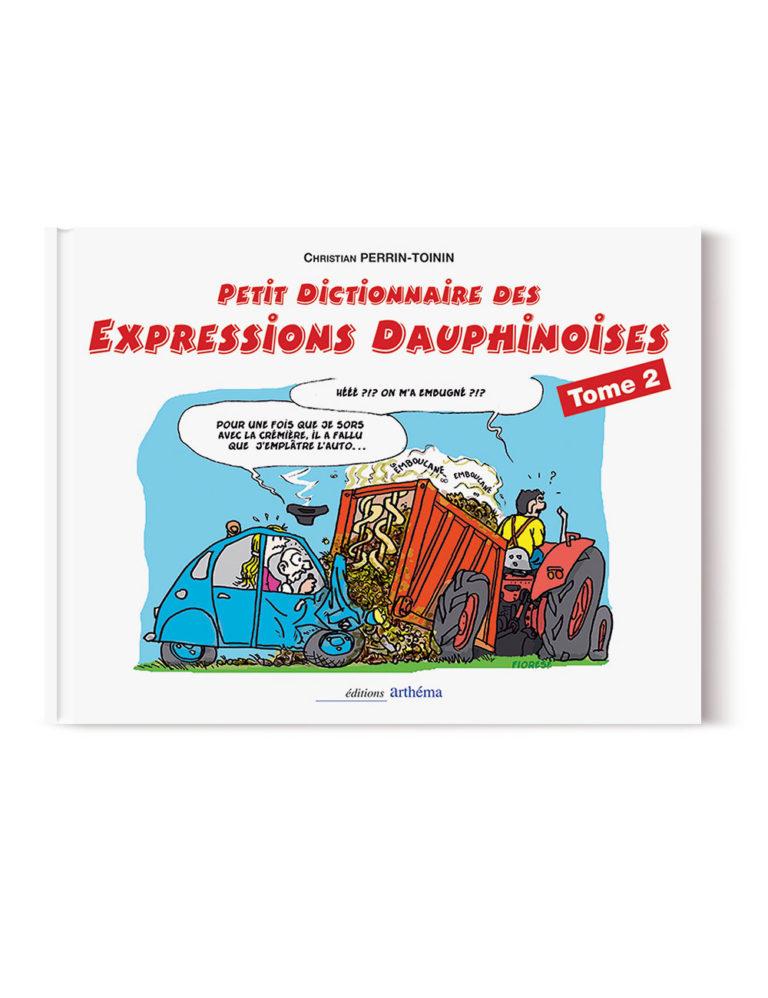 Dictionnaire des Expressions Dauphinoises – Livre expression du Dauphiné