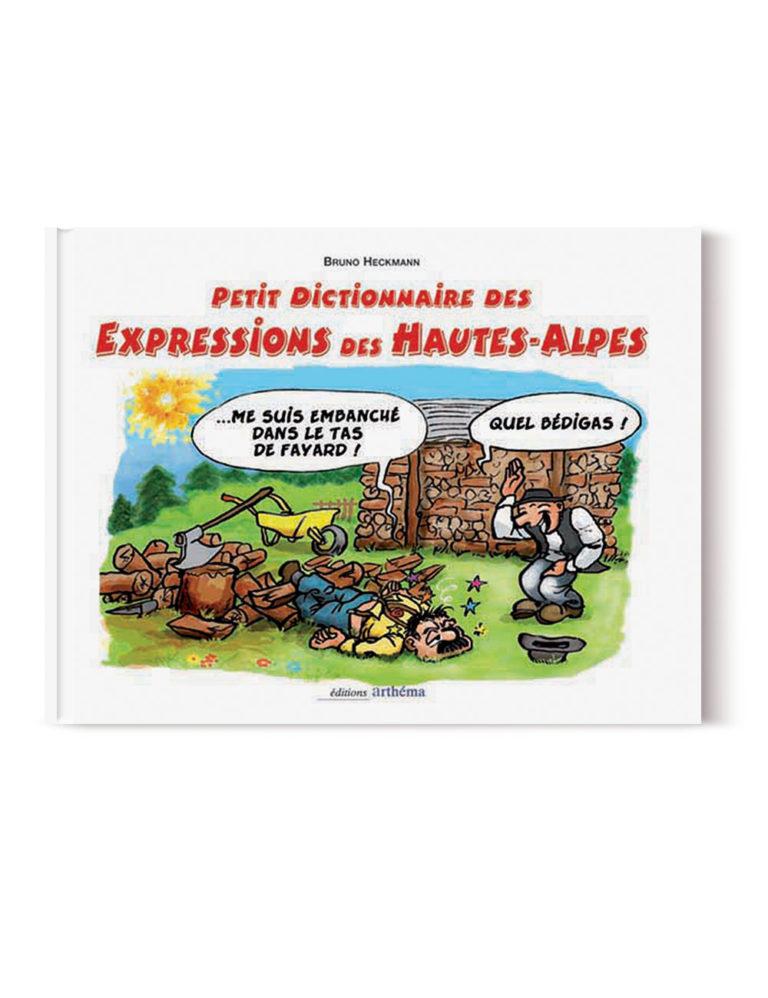 Dictionnaire des Expressions des Hautes-Alpes – Livre expression du Sud
