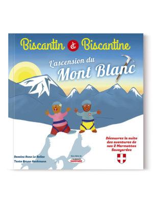 Biscantin et Biscantine font L'ascension du Mont Blanc