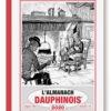 couverture almanach dauphinois