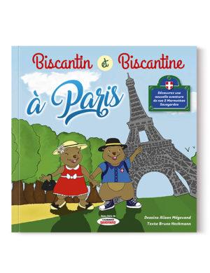 Biscantin et Biscantine à Paris