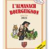 couverture de l'almanach bourguignon 2021