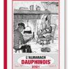 Couverture de l'almanach dauphinois 2021