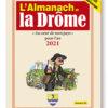 Couverture de l'Almanach de la Drôme 2021