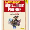 Couverture de l'Almanach des Alpes de Haute Provence 2021